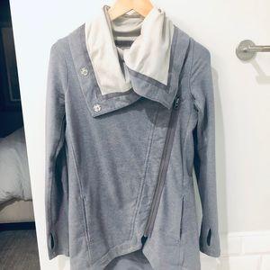 Lululemon wrap shawl jacket